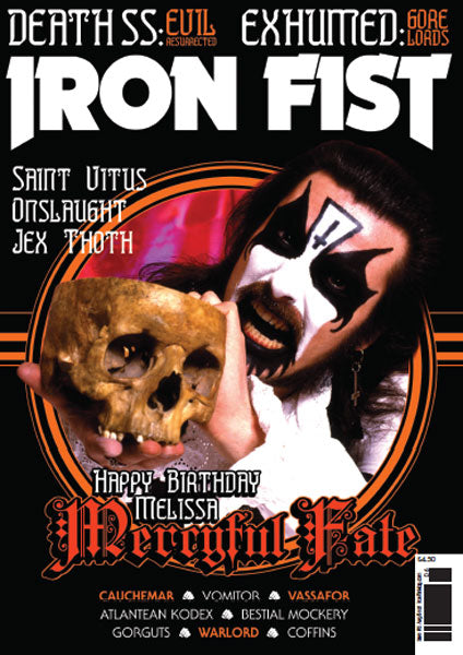 Iron Fist - Issue 6 (Zine)