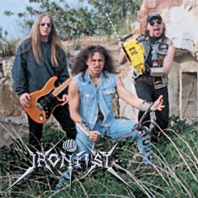 Iron Fist - Metal Ages (CD)