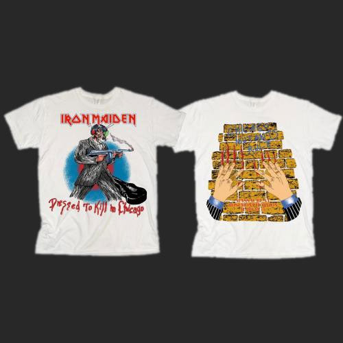 Iron Maiden - Dressed to Kill in Chicago (T-Shirt)