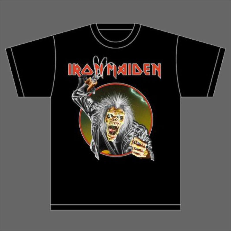 Iron Maiden - Eddie Hook (T-Shirt)