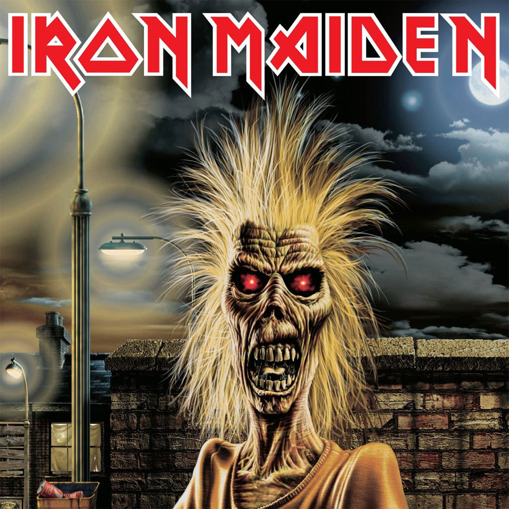 Iron Maiden - Iron Maiden (1998 Reissue) (CD)