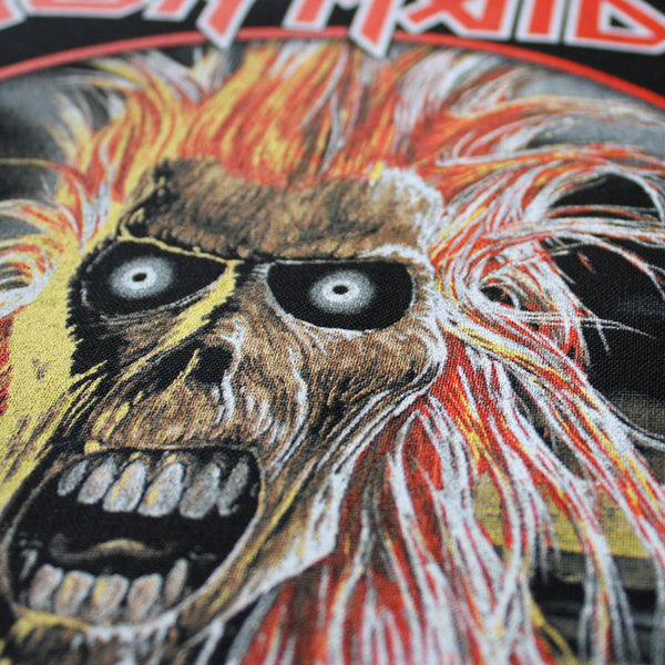 Iron Maiden - Iron Maiden (Backpatch)