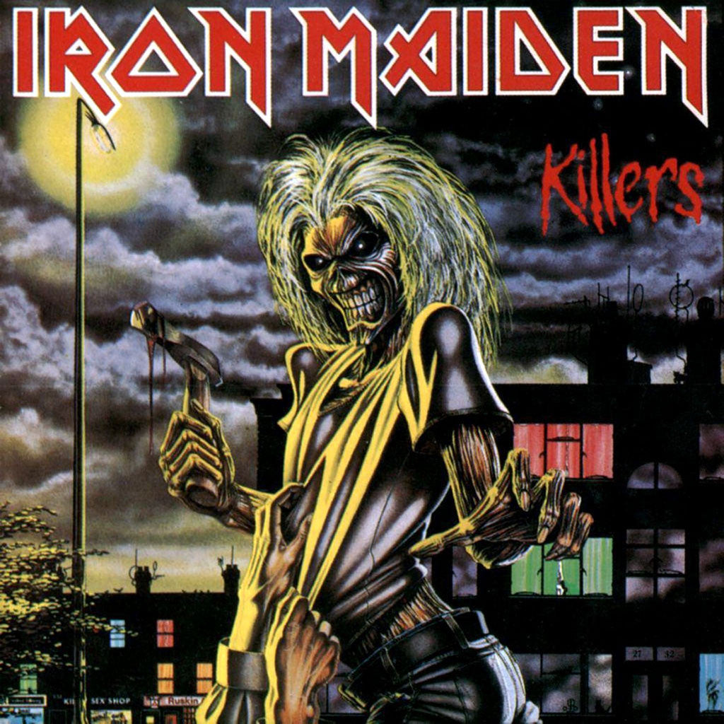 Iron Maiden - Killers (1998 Reissue) (CD)