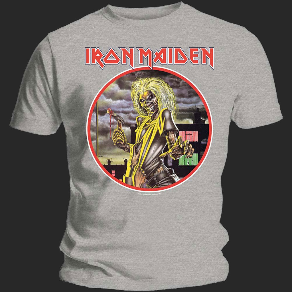 Iron Maiden - Killers (Circle) (T-Shirt)