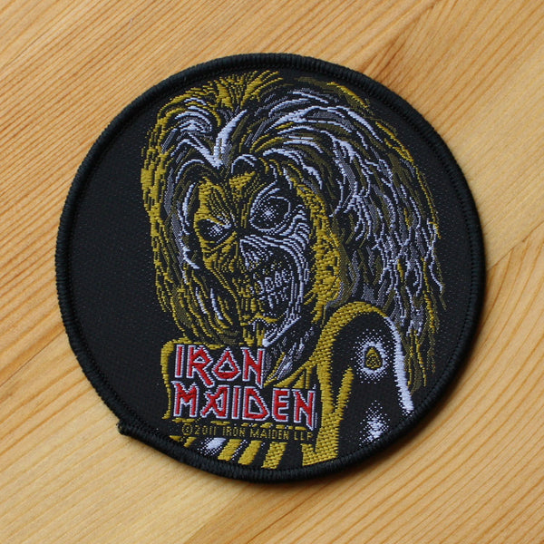Iron Maiden - Killers (Circle) (Woven Patch)