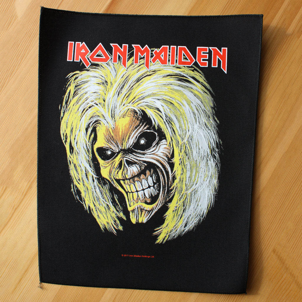 Iron Maiden - Killers (Eddie) (Backpatch)