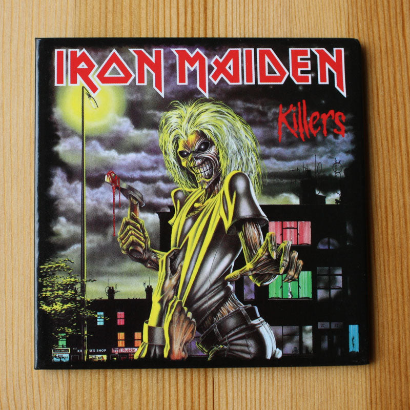Iron Maiden - Killers (Magnet)