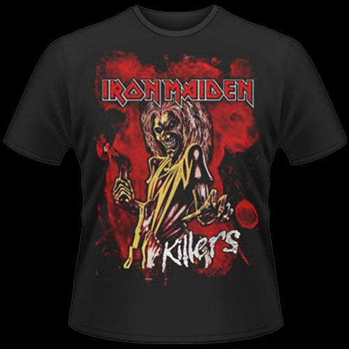 Iron Maiden - Killers (Splatter) (T-Shirt)