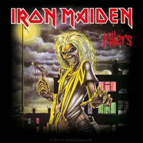 Iron Maiden - Killers (Sticker)