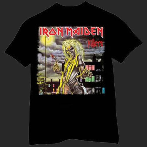 Iron Maiden - Killers (T-Shirt)