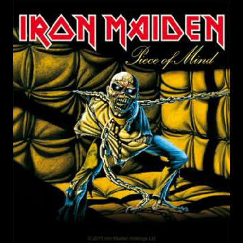 Iron Maiden - Piece of Mind (Sticker)