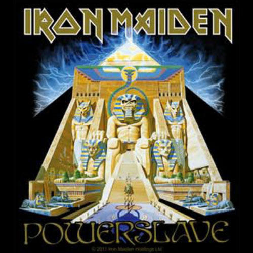 Iron Maiden - Powerslave (Sticker)