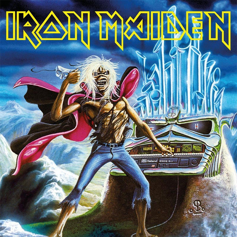 Iron Maiden - Run to the Hills (Live) (2014 Reissue) (EP)