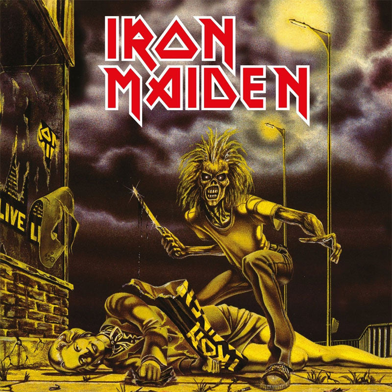 Iron Maiden - Sanctuary (2014 Reissue) (EP)