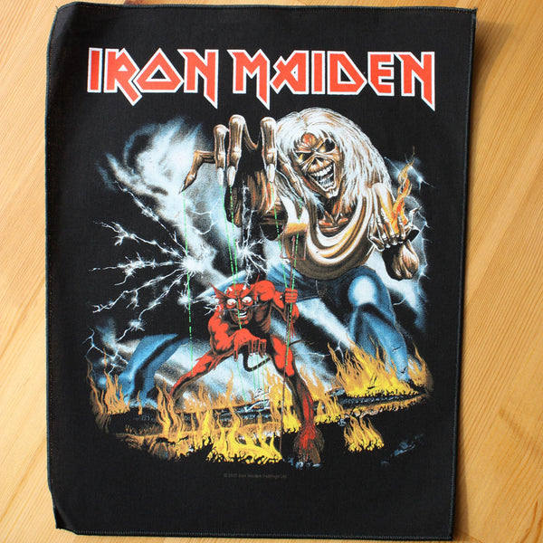 Iron Maiden - The Number of the Beast (Backpatch)