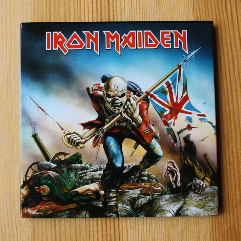 Iron Maiden - The Trooper (Magnet)