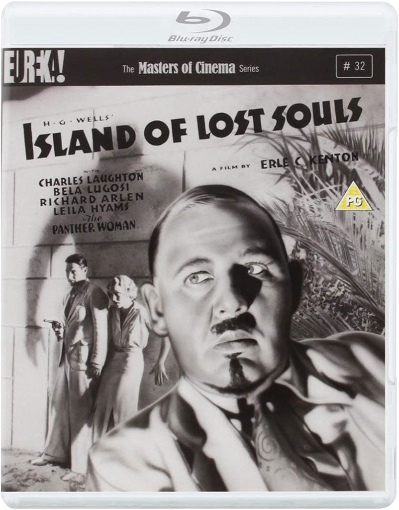 Island of Lost Souls (Blu-ray + DVD)