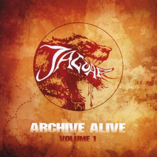 Jaguar - Archive Alive Volume 1 (CD)