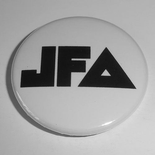 JFA (Jodie Foster's Army) - Black Logo (Badge)