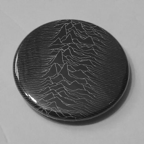 Joy Division - Unknown Pleasures (Waves) (Badge)
