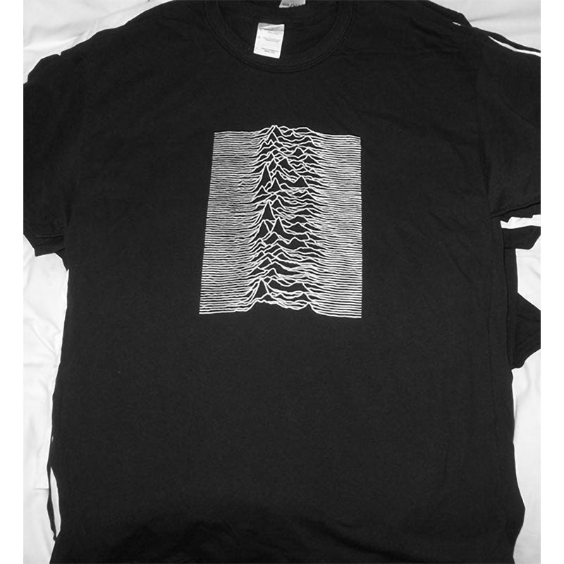 Joy Division - Unknown Pleasures Waves (T-Shirt)