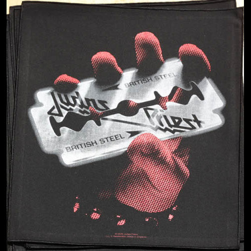 Judas Priest - British Steel (Backpatch)