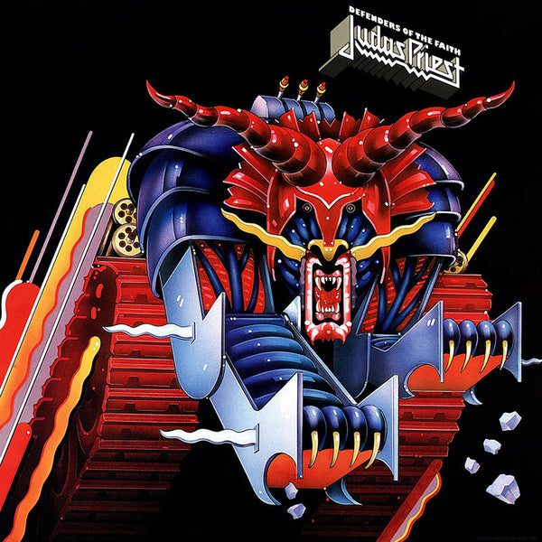 Judas Priest - Defenders of the Faith (2001 Reissue) (CD)