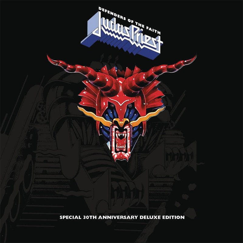 Judas Priest - Defenders of the Faith (30th Anniversary Deluxe Edition) (Digipak 3CD)