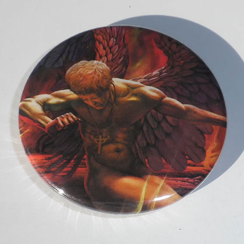 Judas Priest - Sad Wings of Destiny (Badge)
