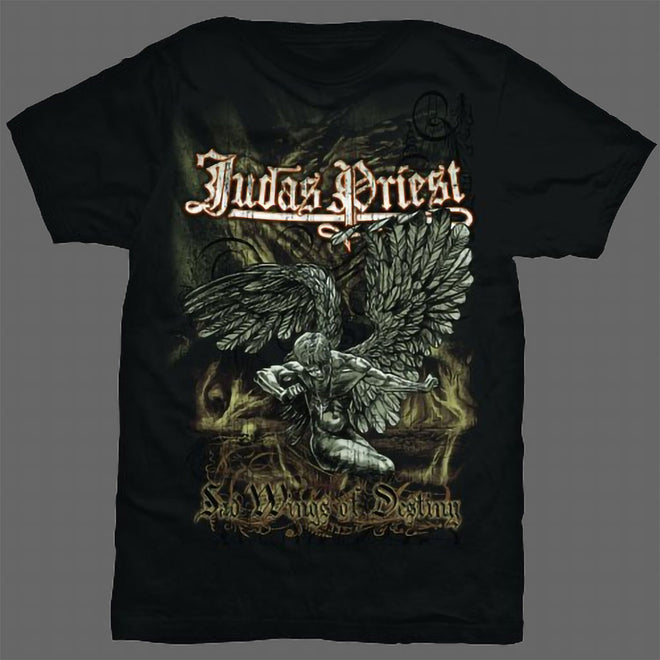 Judas Priest - Sad Wings of Destiny (T-Shirt)