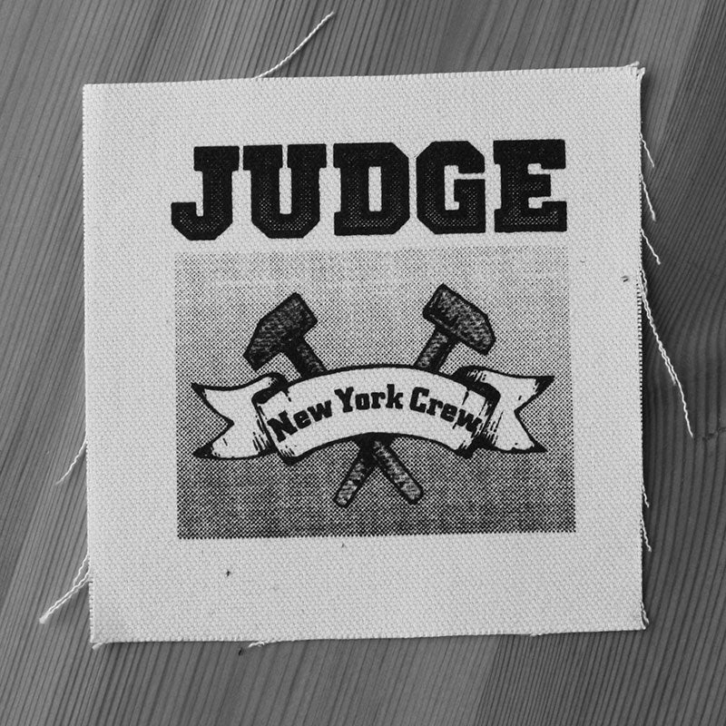 Judge - New York Crew (Printed Patch)
