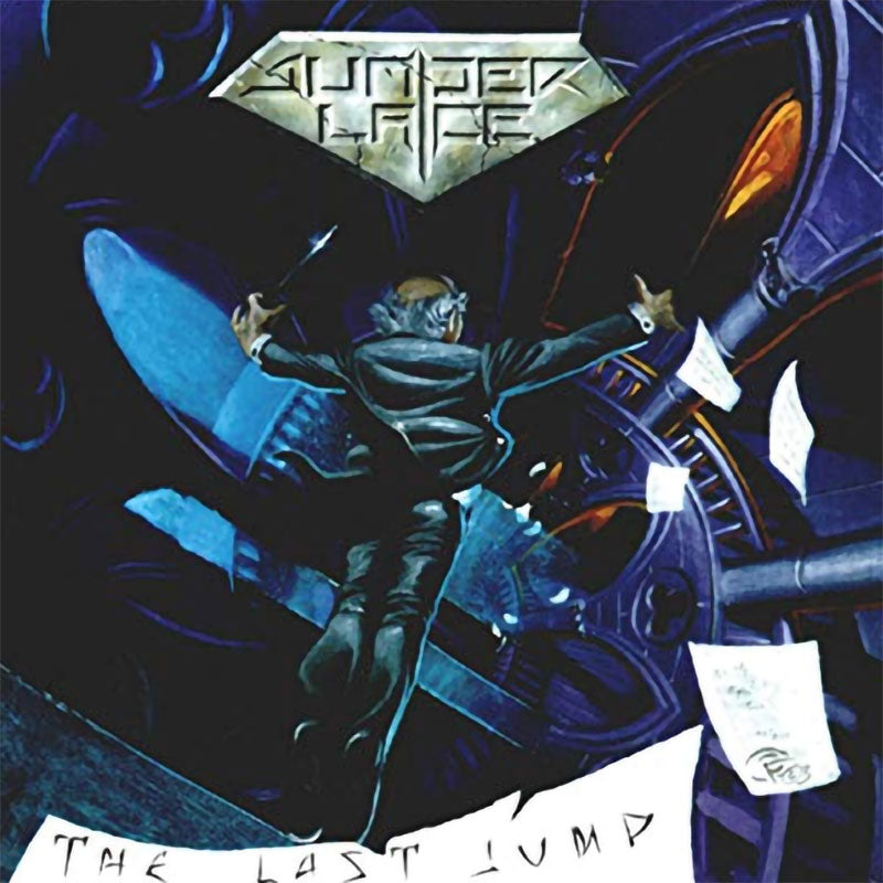 Jumper Lace - The Last Jump (CD)