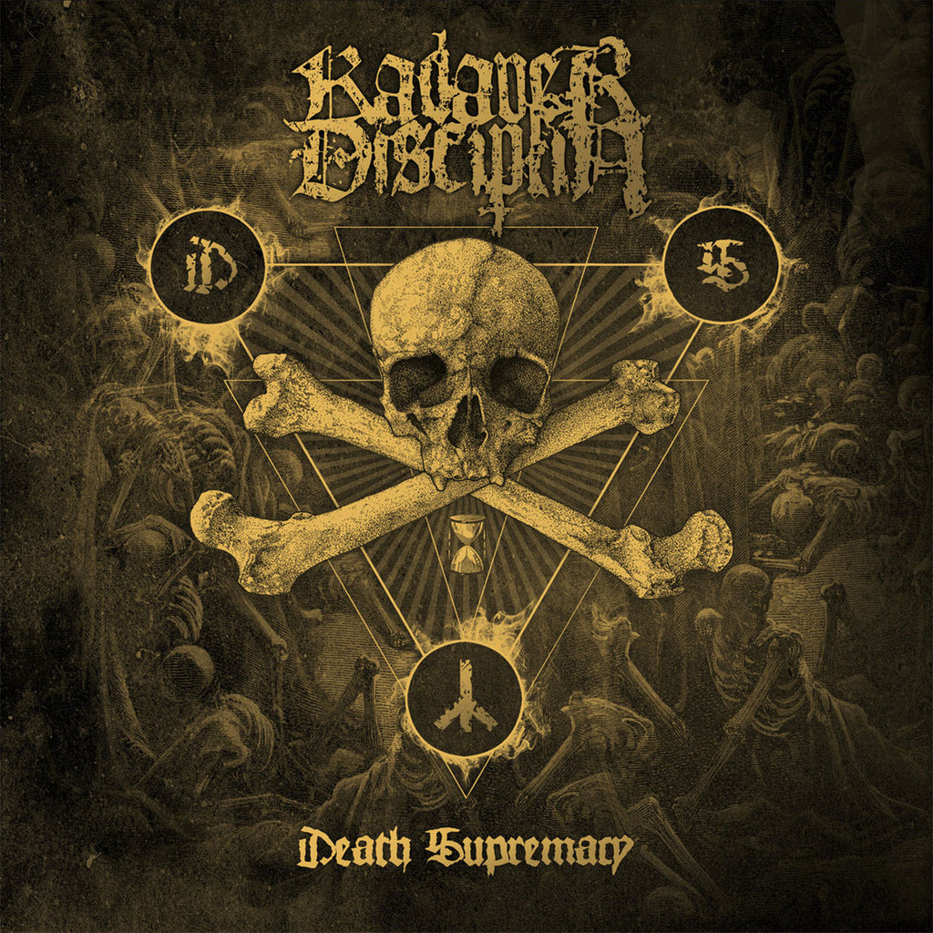 Kadaverdisciplin - Death Supremacy (CD)