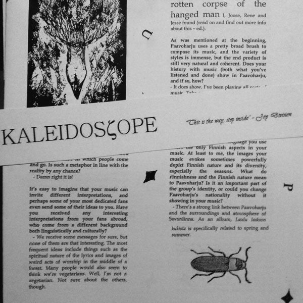 Kaleidoscope - Issue 7 (Zine)