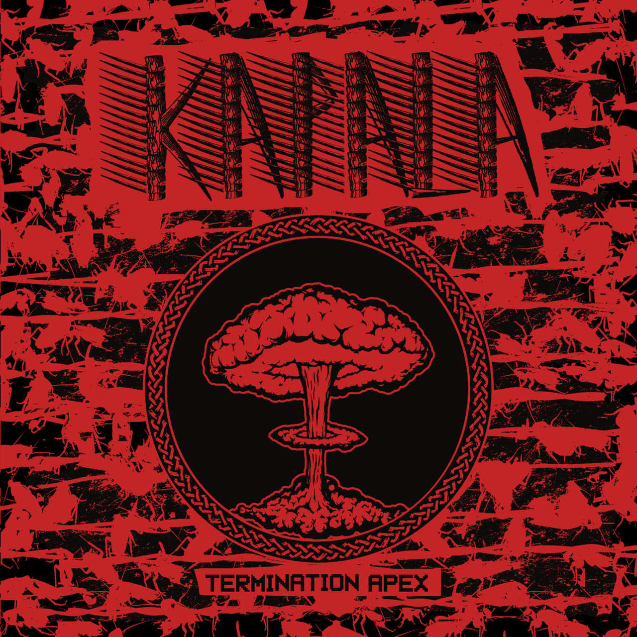Kapala - Termination Apex (CD)