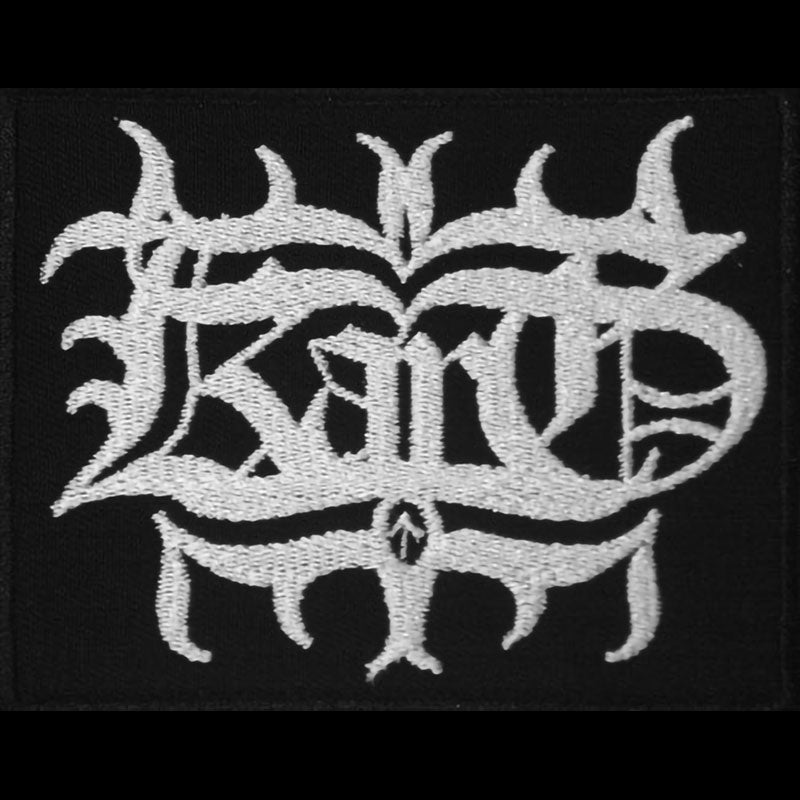 Karg - Logo (Embroidered Patch)