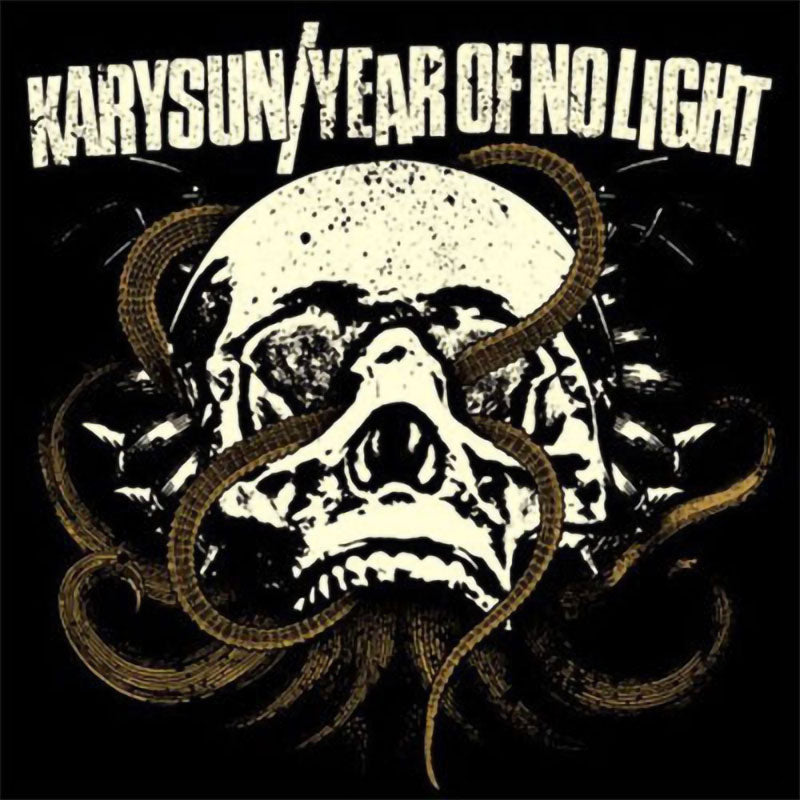 Karysun / Year of No Light - Split (EP)