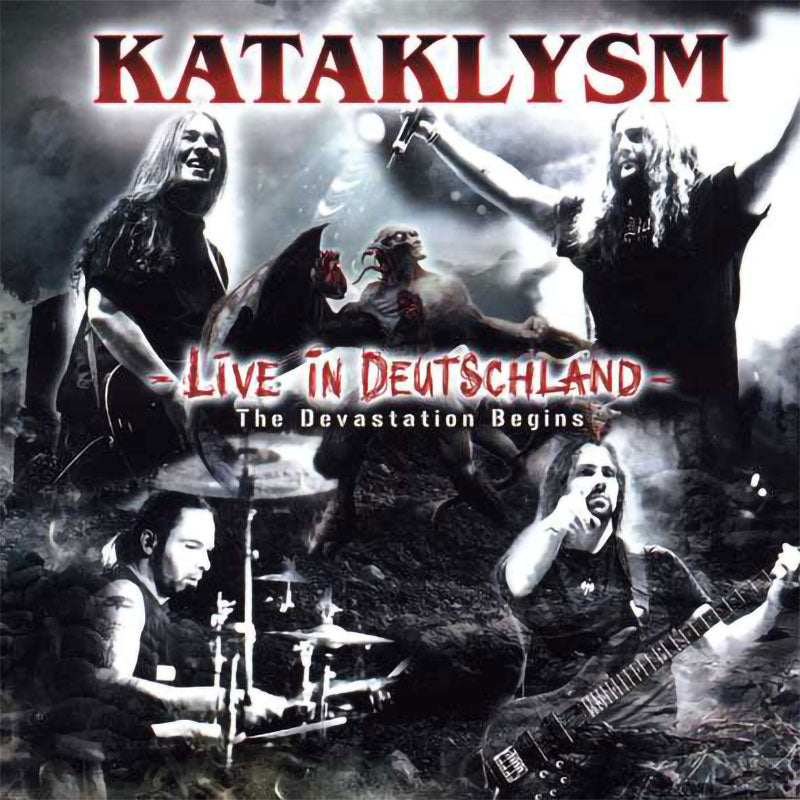 Kataklysm - Live in Deutschland (The Devastation Begins) (CD + DVD)