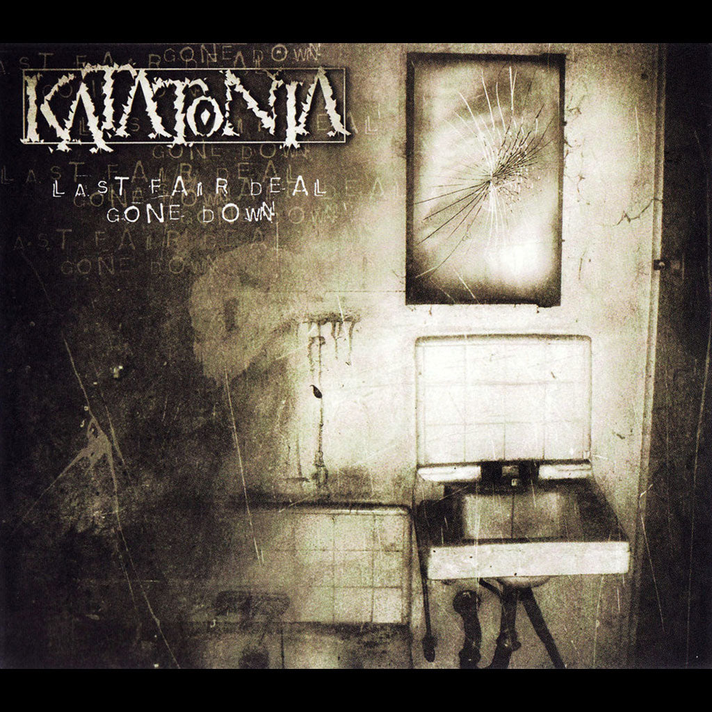 Katatonia - Last Fair Deal Gone Down (Digipak CD)