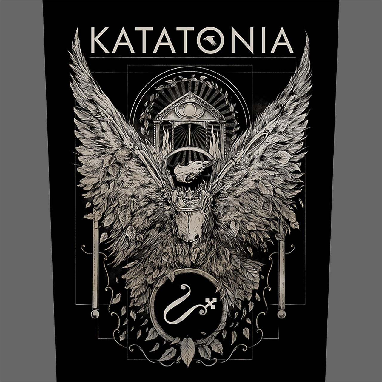 Katatonia - Temple (Backpatch)