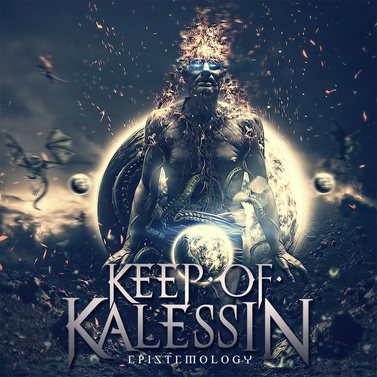 Keep of Kalessin - Epistemology (Digipak CD)