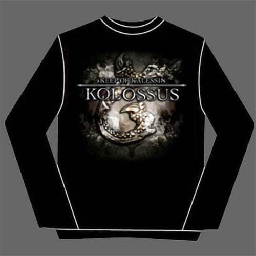 Keep of Kalessin - Kolossus (Long Sleeve T-Shirt)