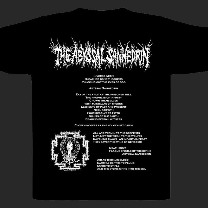 Kerasphorus - The Abyssal Sanhedrin (T-Shirt)