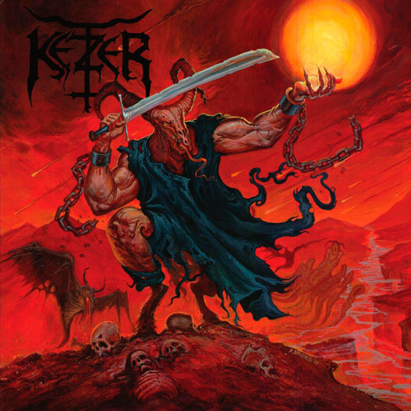 Ketzer - Satan's Boundaries Unchained (Digipak CD)