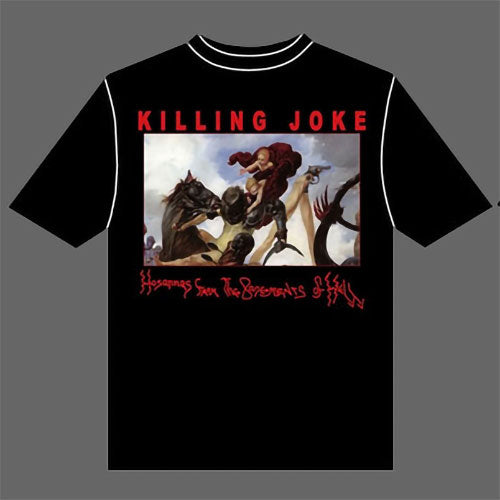 Killing Joke - Hosannas from the Basements of Hell (T-Shirt)