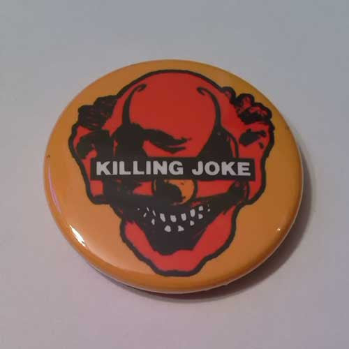 Killing Joke - Killing Joke (Badge)