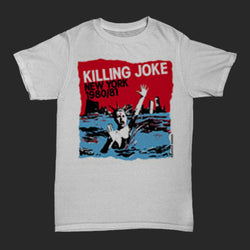Killing Joke - New York 1980/81 (T-Shirt)