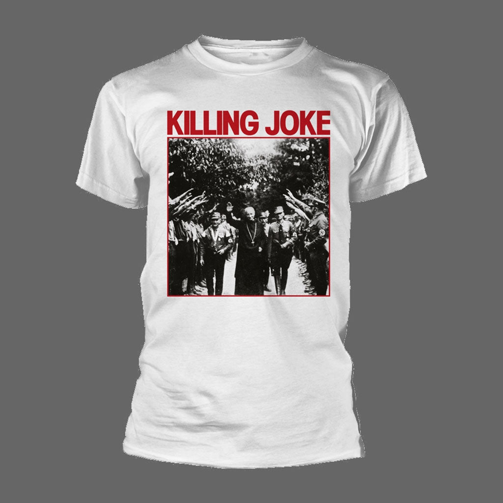 Killing Joke - Pope (White) (T-Shirt)