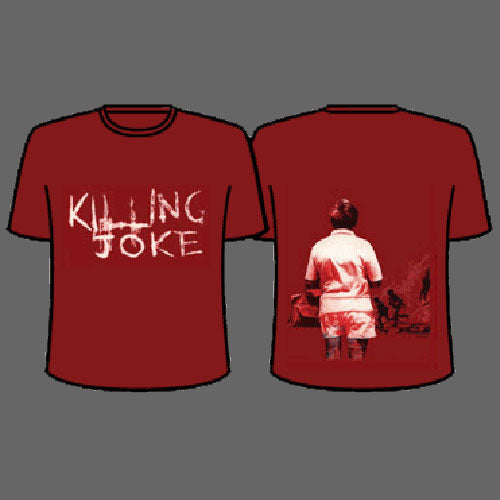 Killing Joke - The Wait (Red) (Women's T-Shirt)