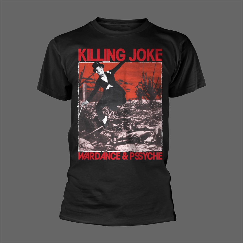 Killing Joke - Wardance & Pssyche (T-Shirt)